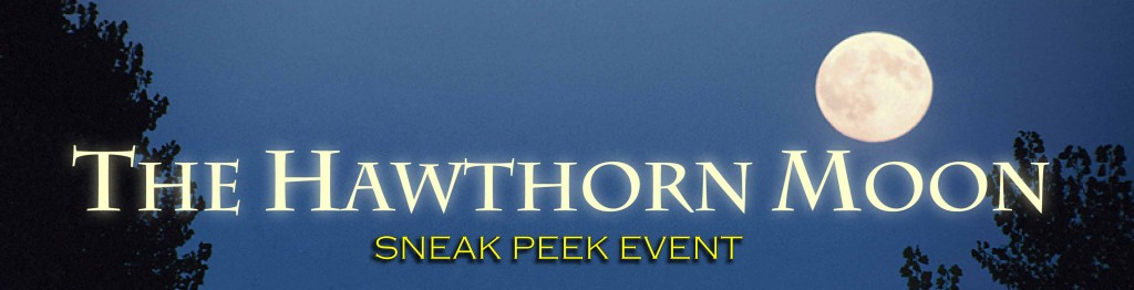 The Hawthorn Moon Banner